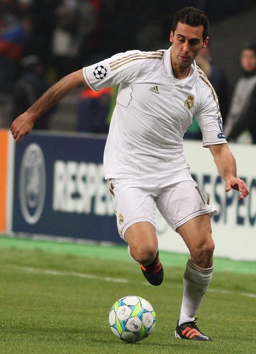 Photo of Álvaro Arbeloa: Spanish footballer