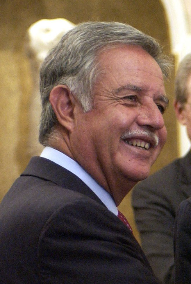 Photo of Óscar Berger: Guatemalan President
