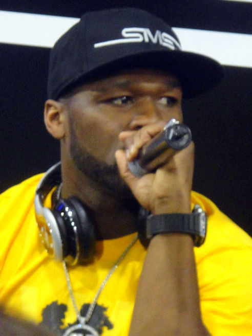 Photo of 50 Cent: American rapper, entrepreneur, investor, and actor