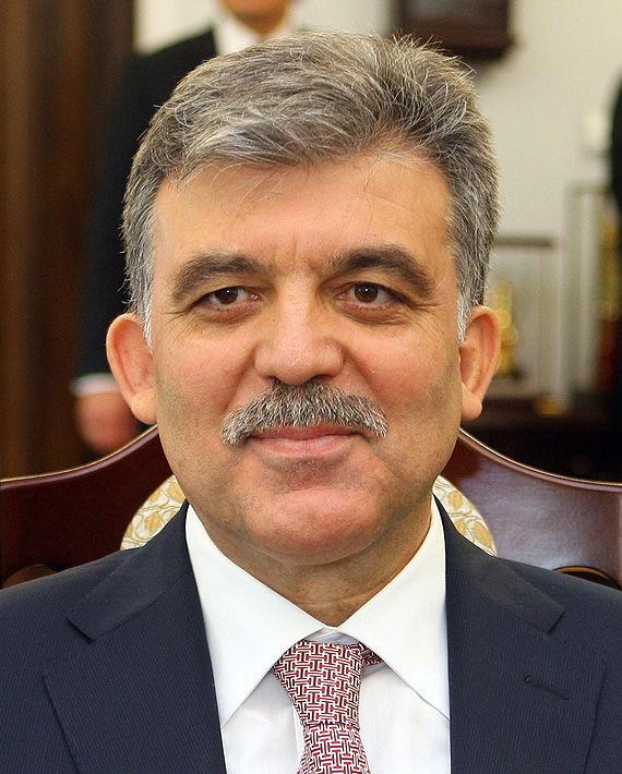 Photo of Abdullah Gül: 11th President of the Republic of Turkey