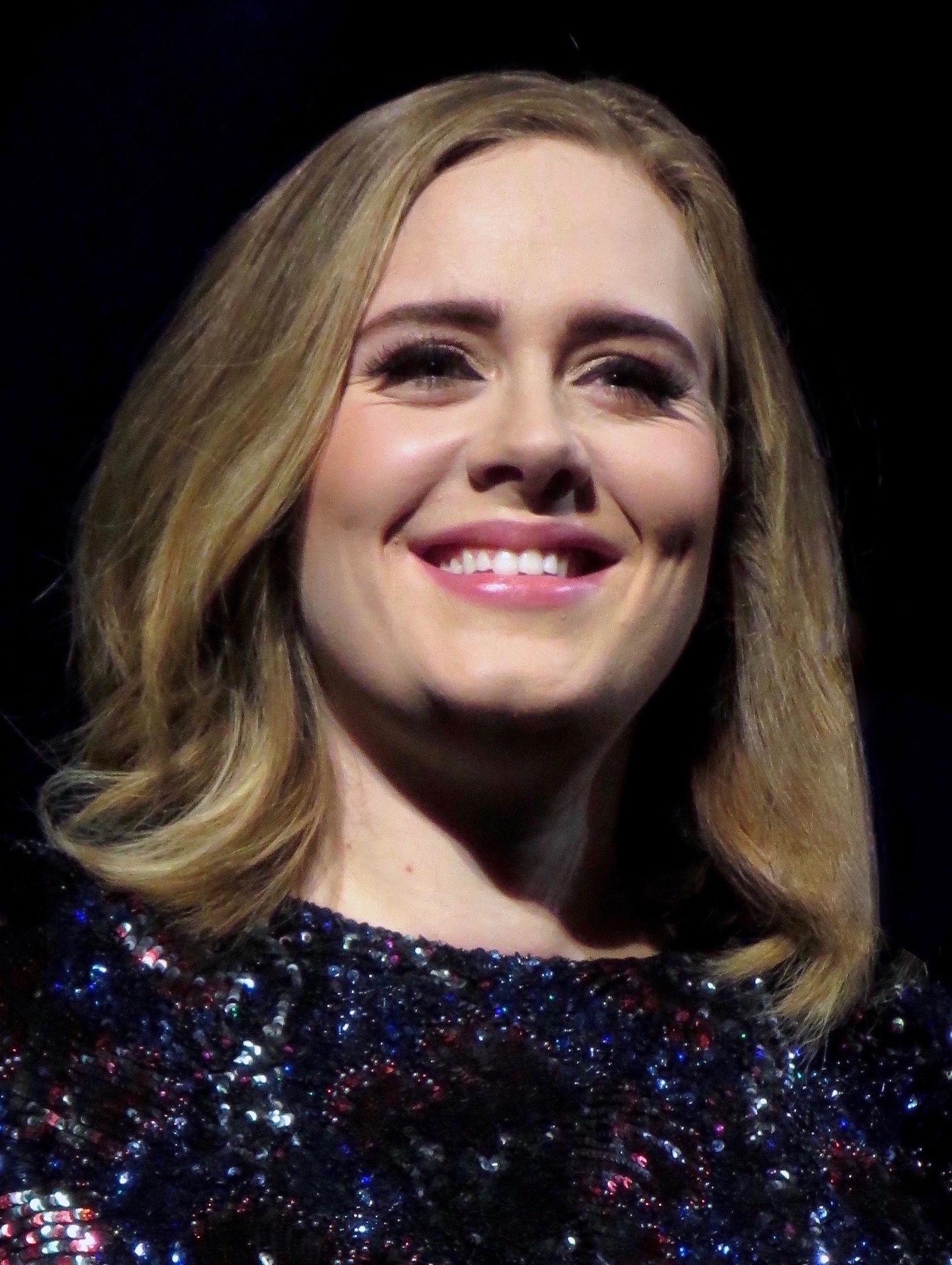 Photo of Adele: British singer-songwriter