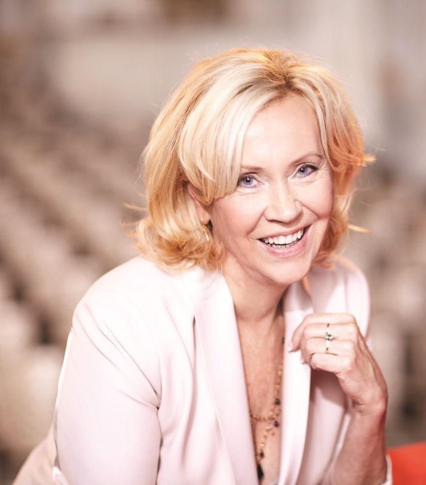Photo of Agnetha Fältskog: Swedish recording artist and entertainer