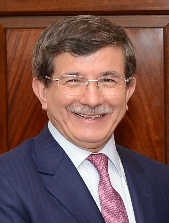 Photo of Ahmet Davutoğlu: Turkish politician