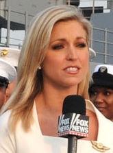 Photo of Ainsley Earhardt: American journalist