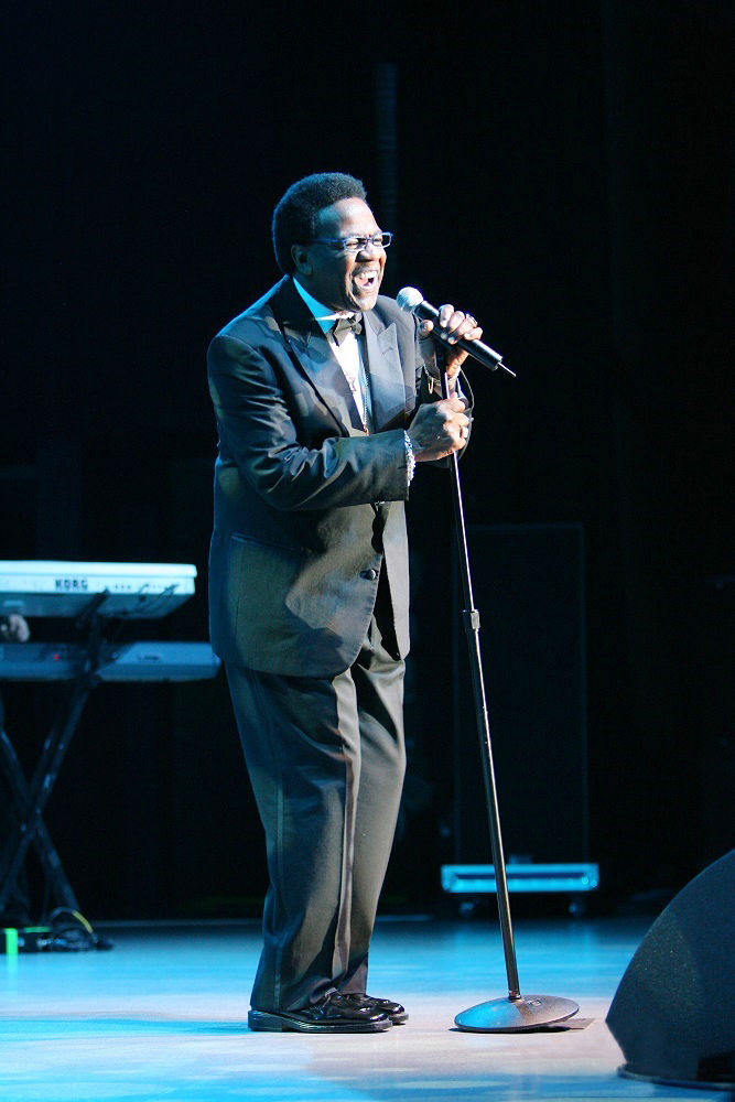 Photo of Al Green: American singer