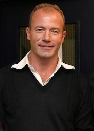 Photo of Alan Shearer: English footballer