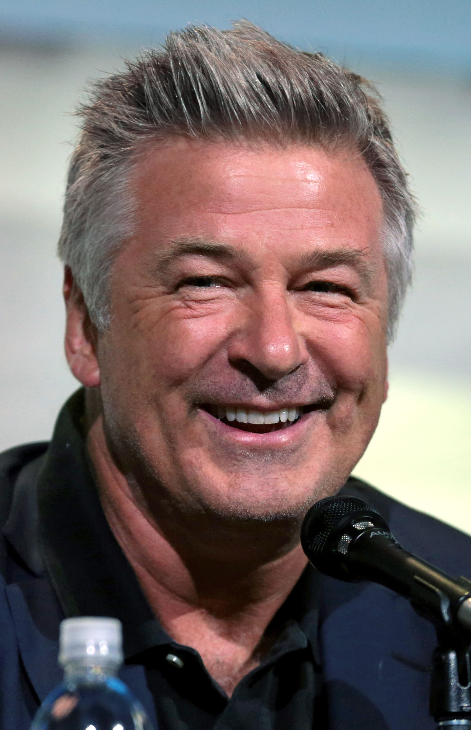 Photo of Alec Baldwin: Film and television actor from the United States