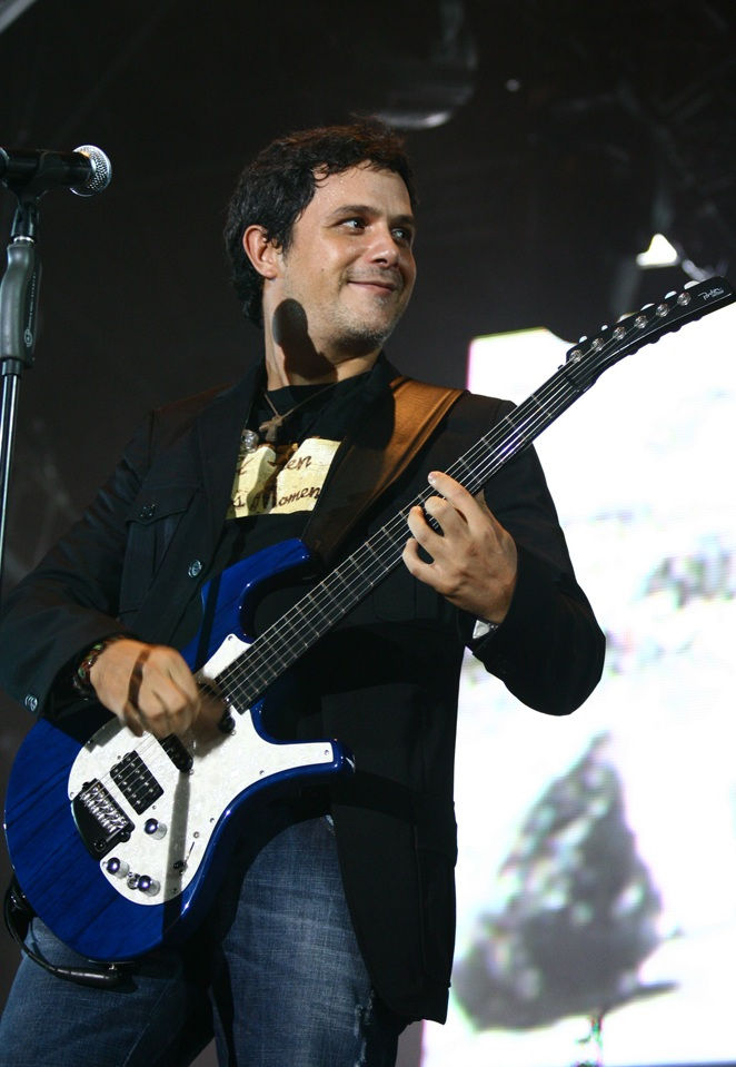Photo of Alejandro Sanz: Spanish singer-songwriter and musician