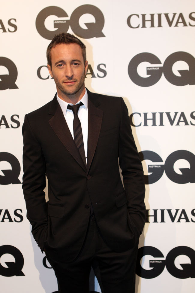 Photo of Alex O'Loughlin: Australian film and television actor