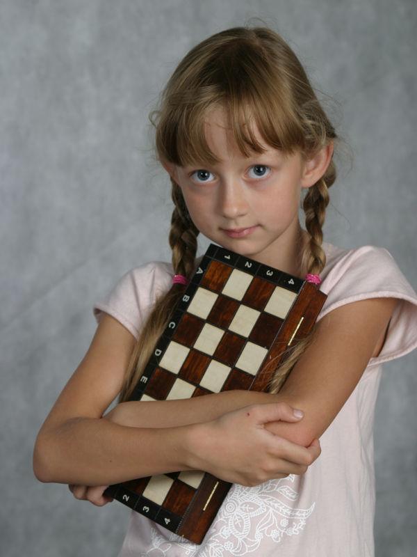 Photo of Alexandra Obolentseva: Russian chess player
