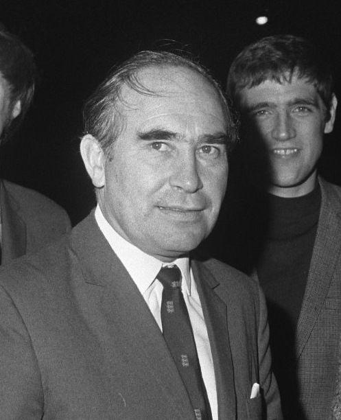 Photo of Alf Ramsey: English footballer