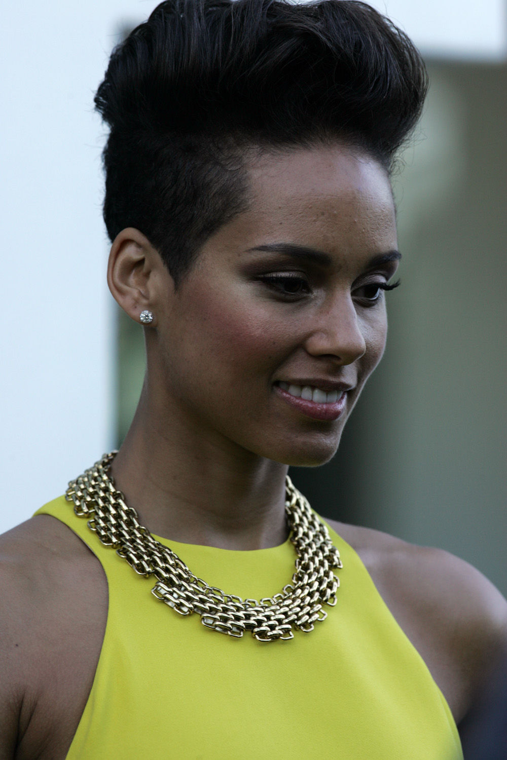 Photo of Alicia Keys: American singer-songwriter, pianist, and actress