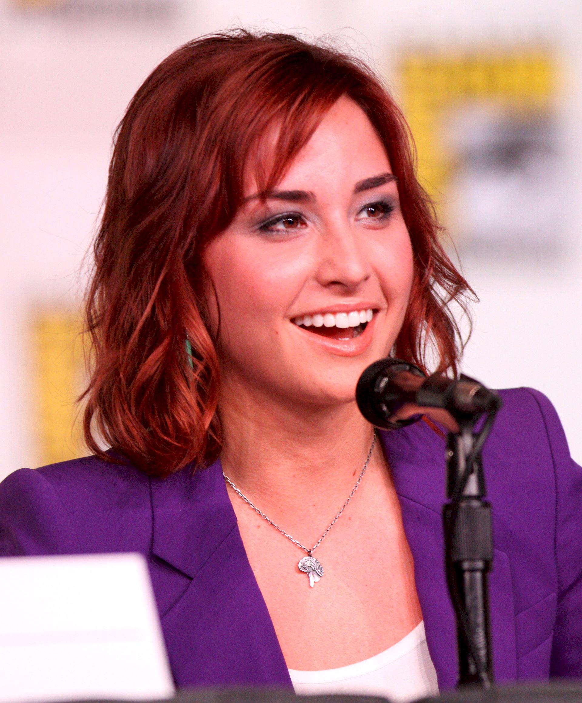 Photo of Allison Scagliotti: American actress