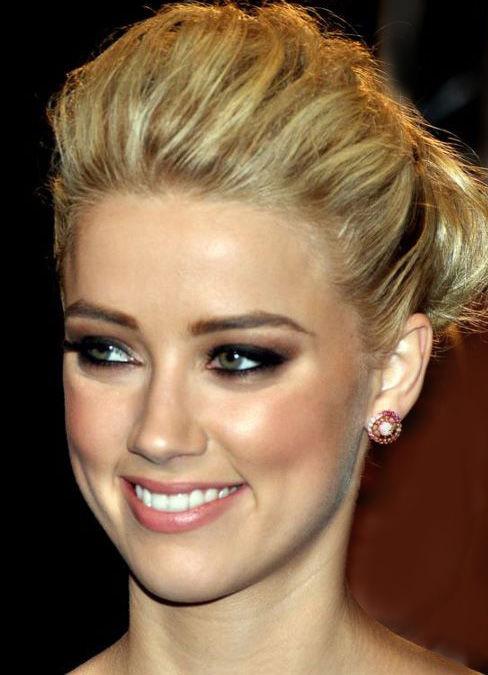 Photo of Amber Heard: American actress
