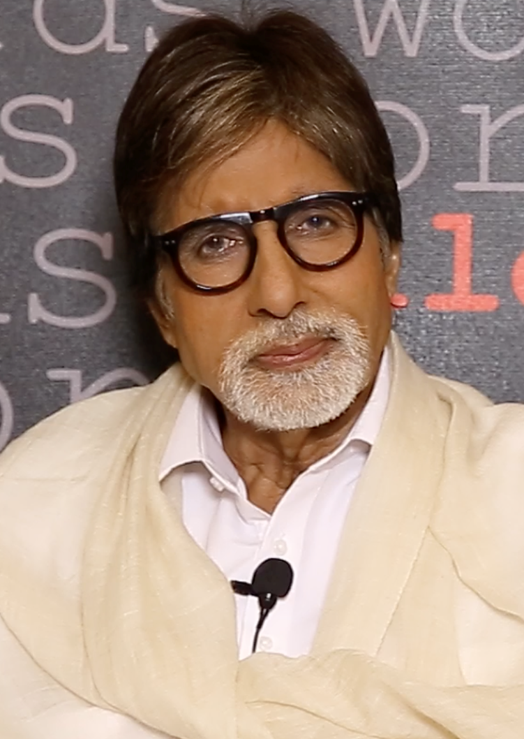 Photo of Amitabh Bachchan: Indian film actor