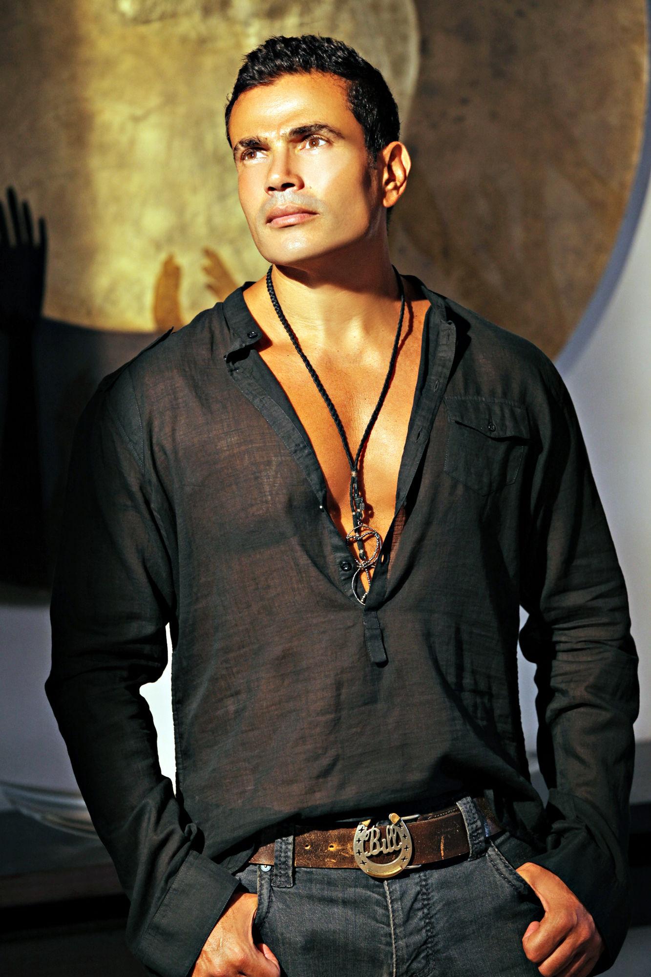 Photo of Amr Diab: Egyptian singer