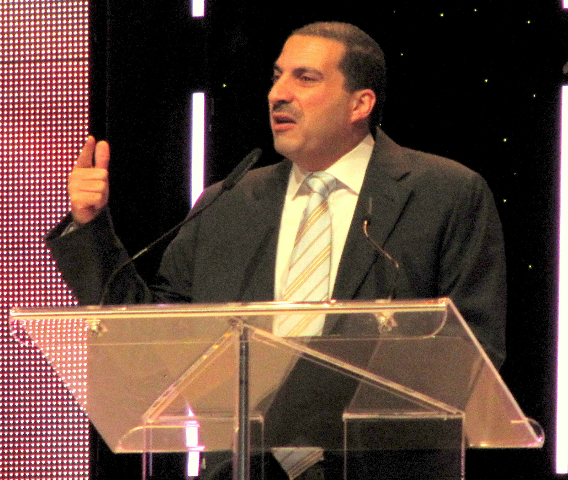 Photo of Amr Khaled: Egyptian television preacher