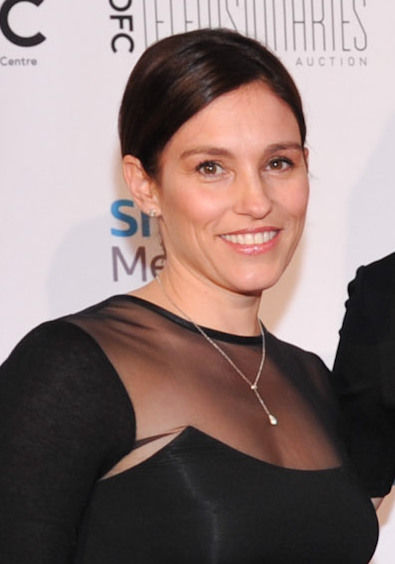 Photo of Amy Jo Johnson: American actress and singer