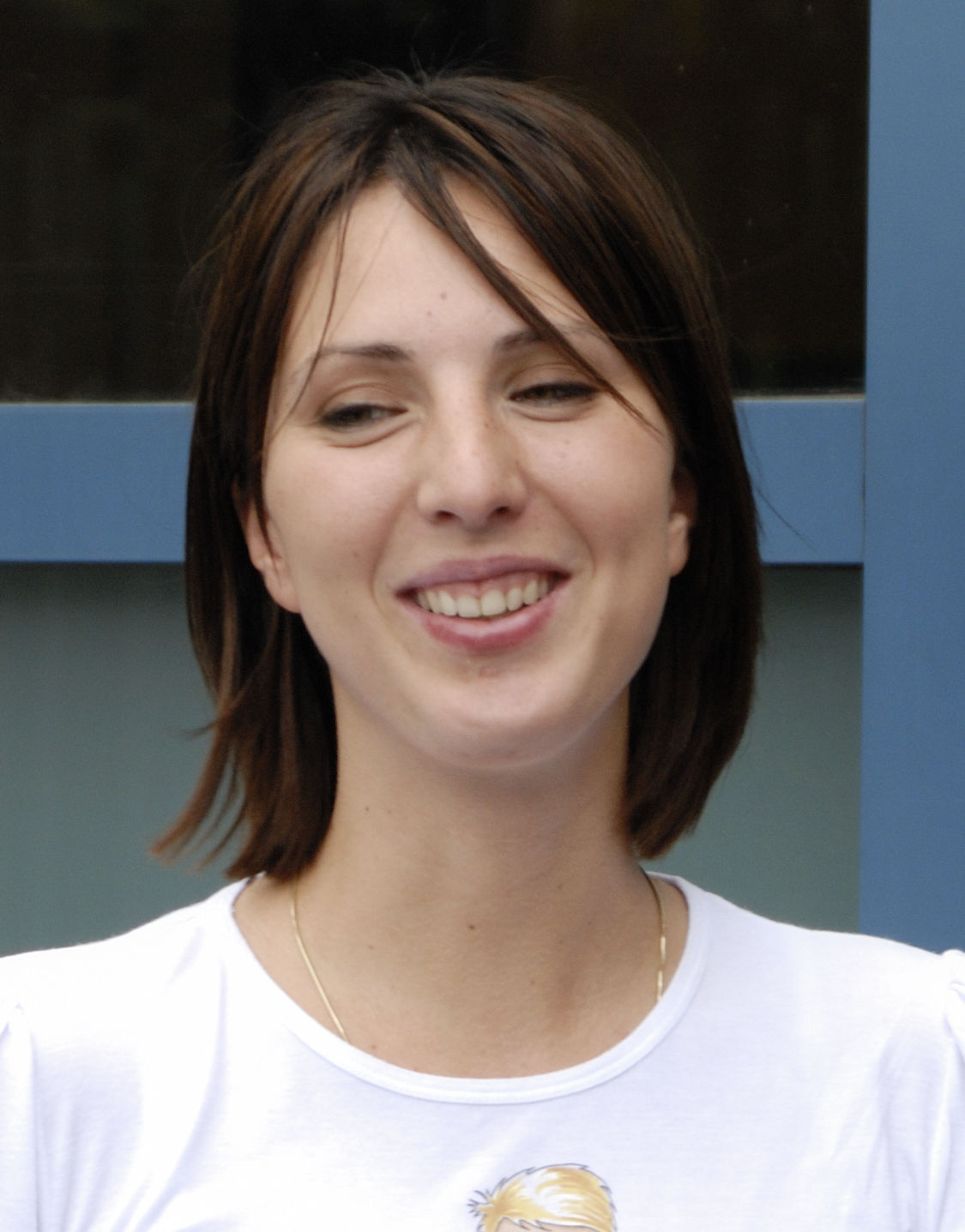 Photo of Anastasia Myskina: Russian tennis player