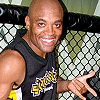Photo of Anderson Silva: Brazilian martial artist