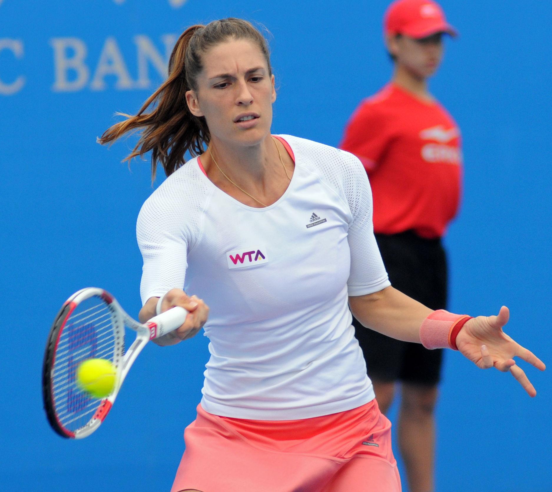 Photo of Andrea Petkovic: German tennis player