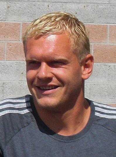 Photo of Andreas Wolf: German footballer