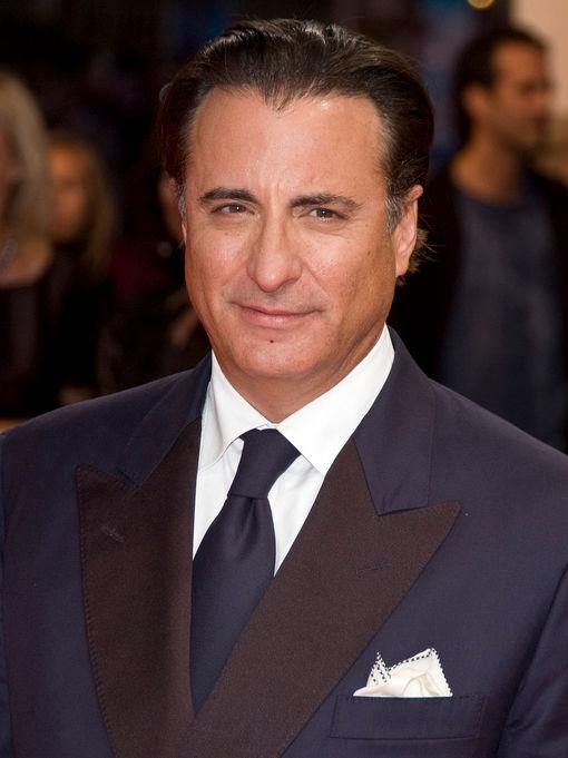 Photo of Andy García: Cuban American actor