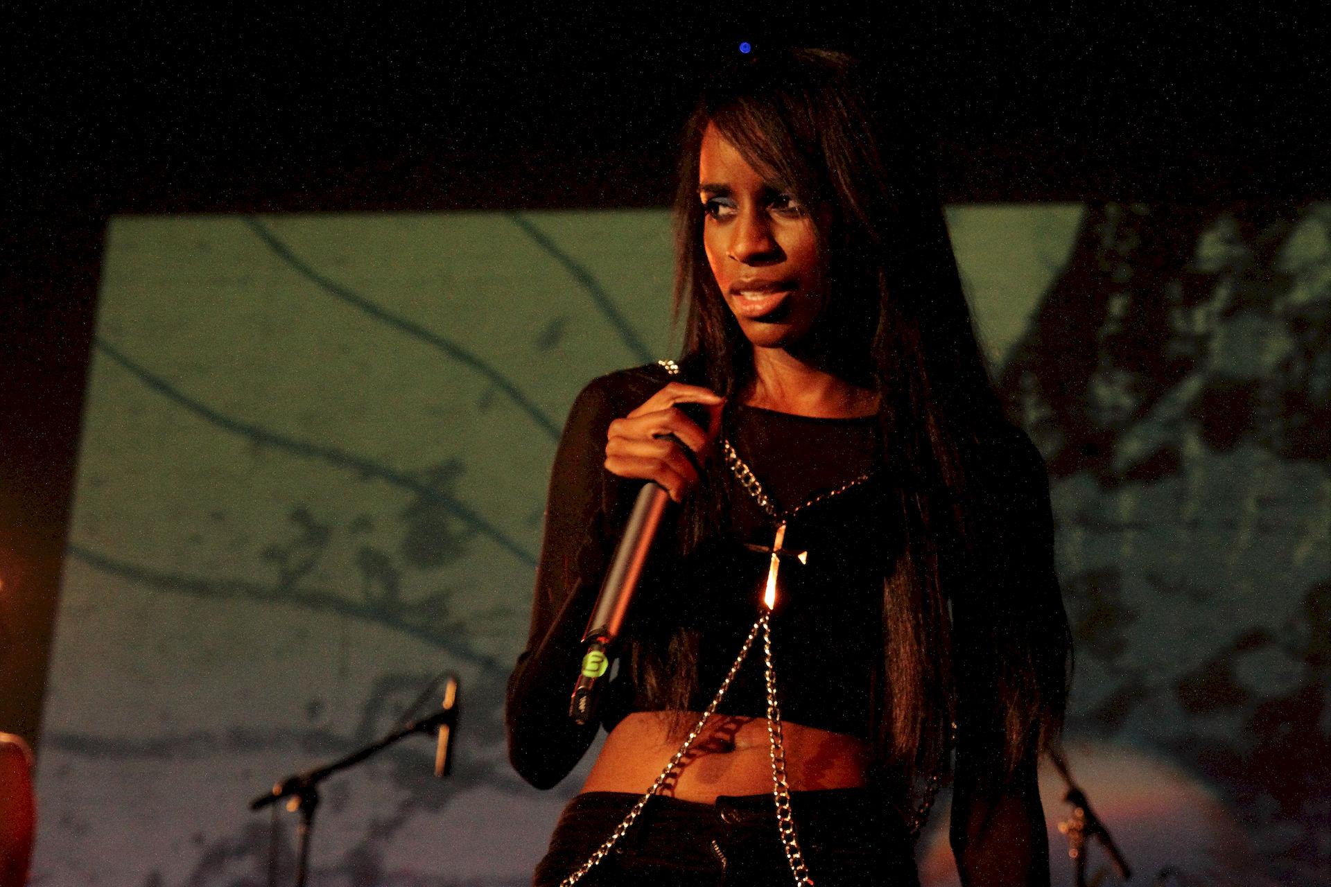 Photo of Angel Haze: Rapper