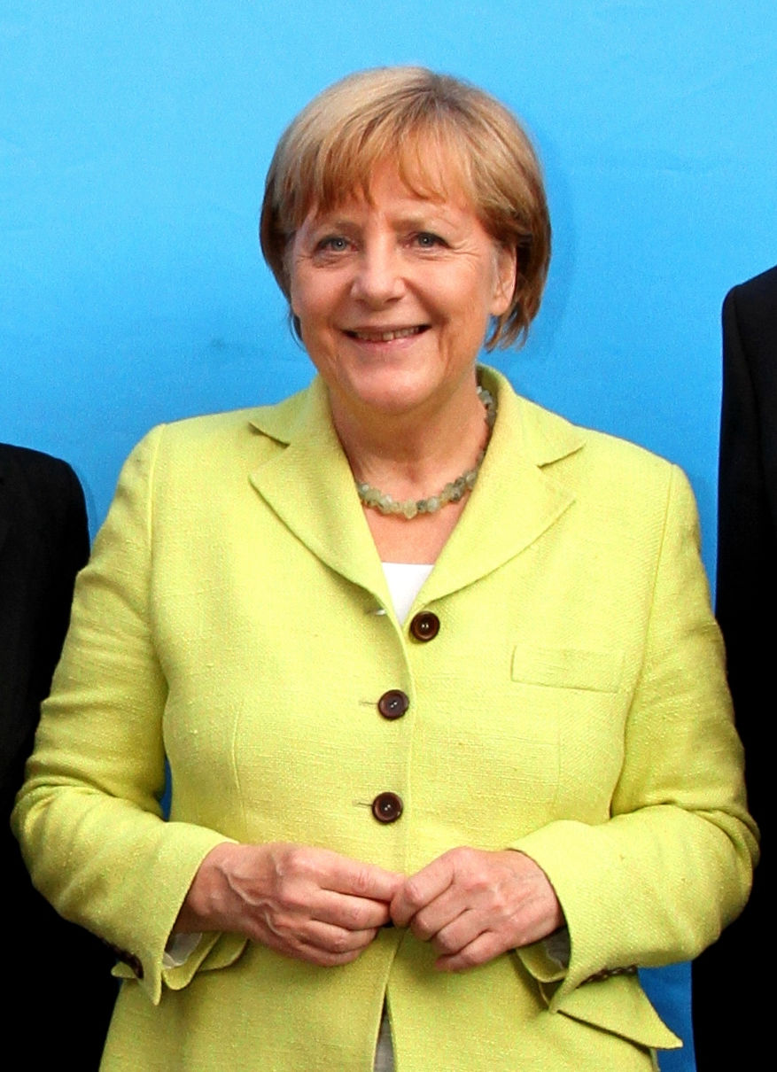 Photo of Angela Merkel: Chancellor of Germany