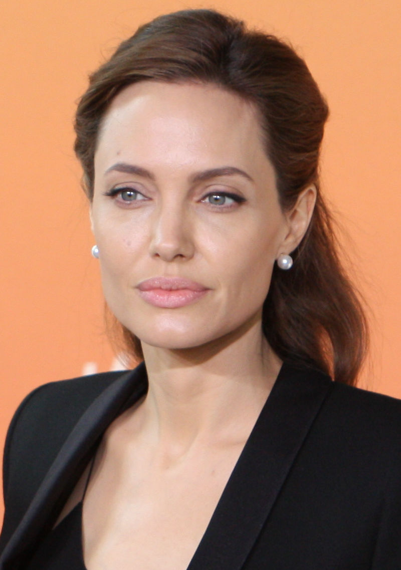 Photo of Angelina Jolie: American actress, film director, and screenwriter