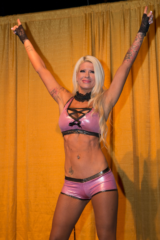 Photo of Angelina Love: Professional wrestler