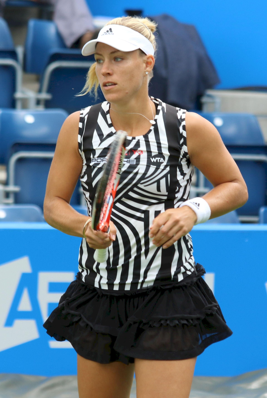Photo of Angelique Kerber: German tennis player