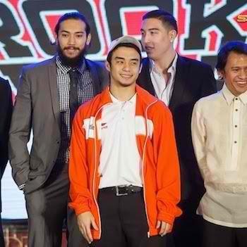 Photo of Anjo Caram: Filipino basketball player