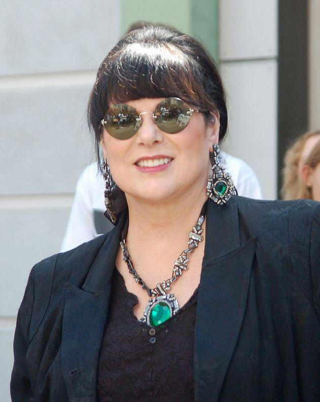 Photo of Ann Wilson: American rock musician, member of Heart