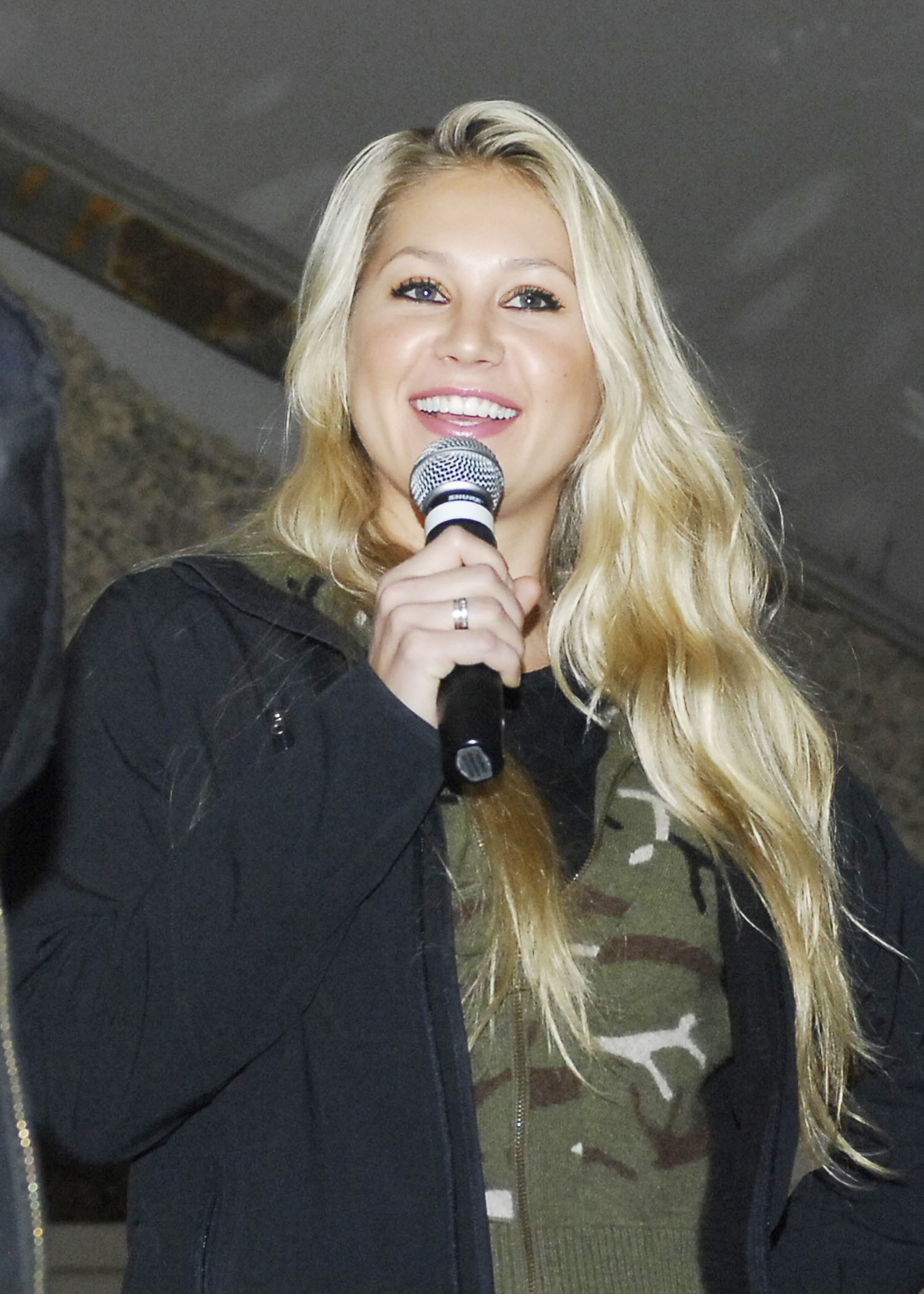 Photo of Anna Kournikova: Russian tennis player and model