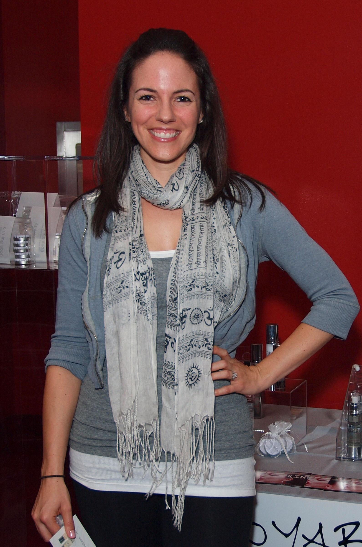 Photo of Anna Silk: Canadian actress