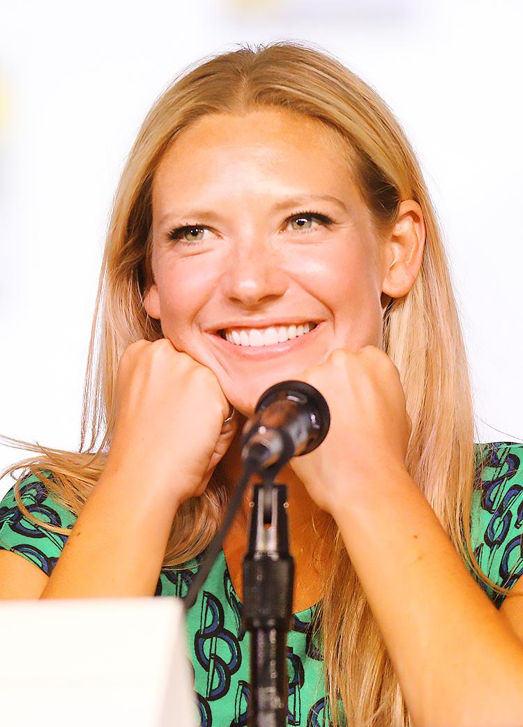 Photo of Anna Torv: Australian actress