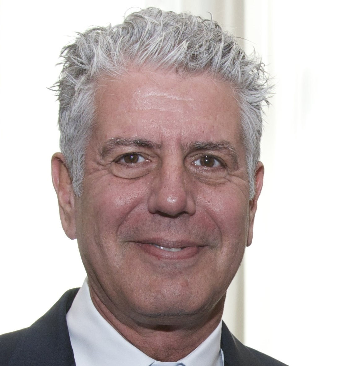 Photo of Anthony Bourdain: Chef and food writer