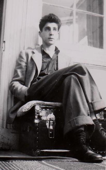 Photo of Anthony Hecht: Poet