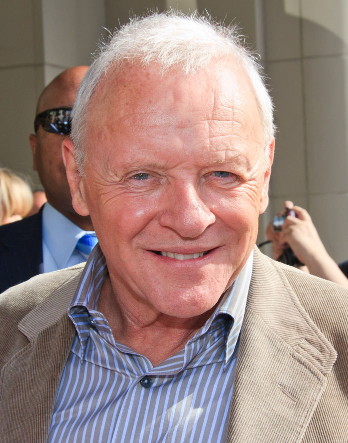 Photo of Anthony Hopkins: Stage and television actor from Wales