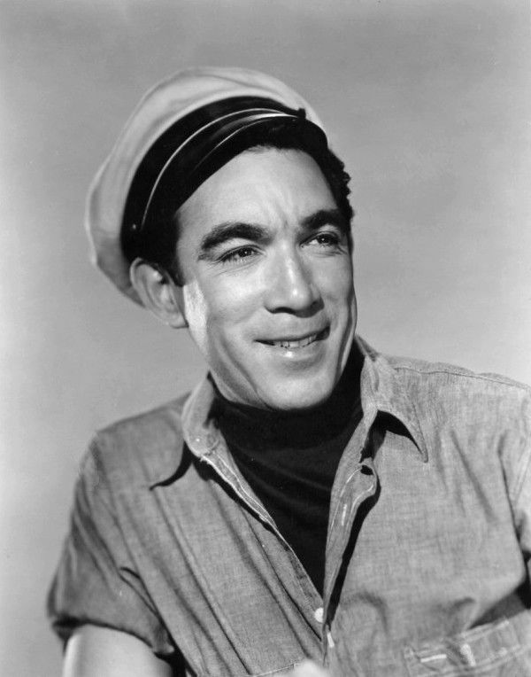 Photo of Anthony Quinn: Mexican American actor