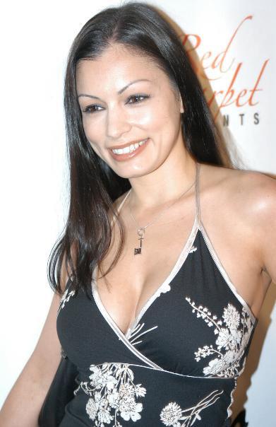 Photo of Aria Giovanni: American model and pornographic actress