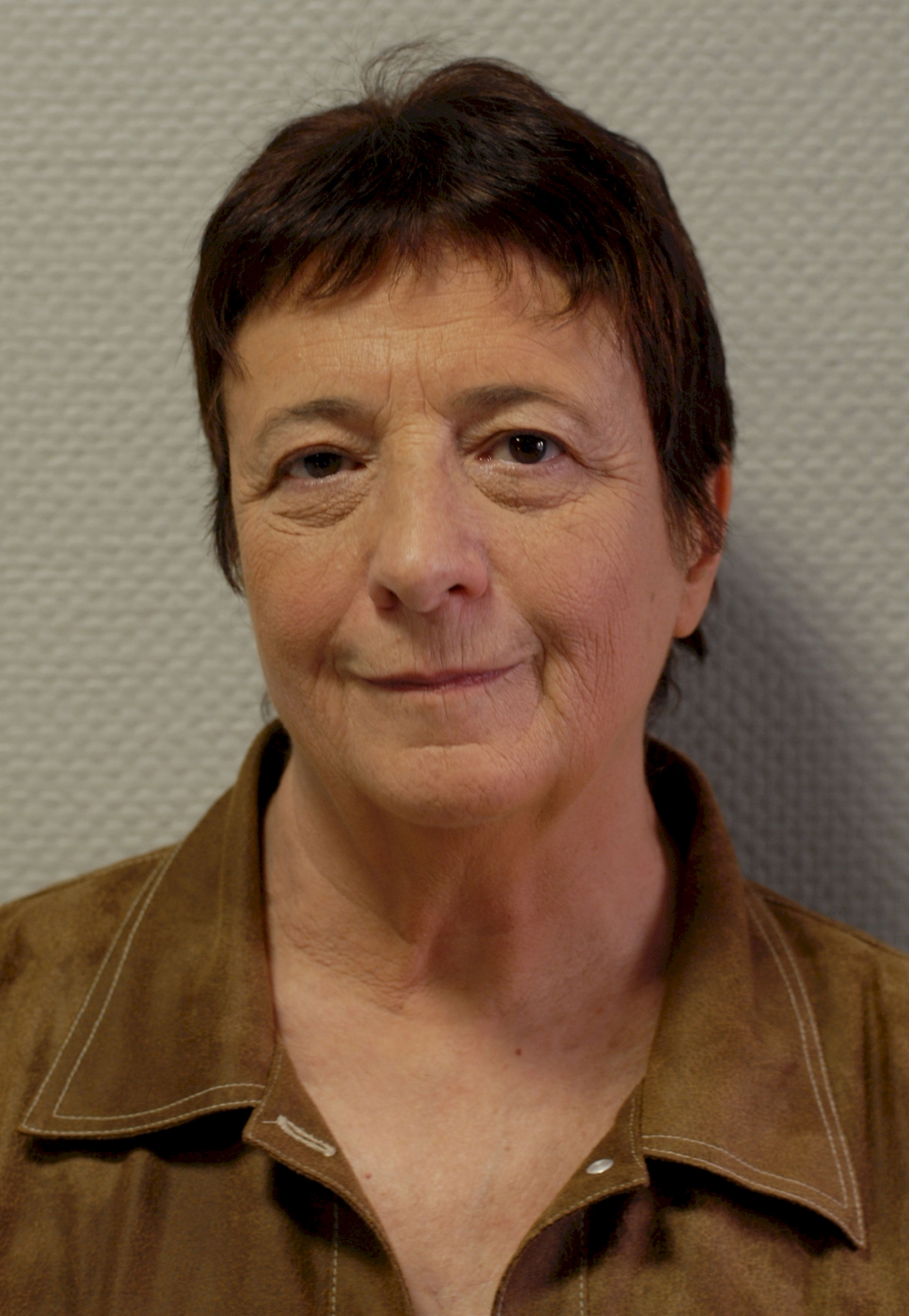 Photo of Arlette Laguiller: French Trotskyist politician