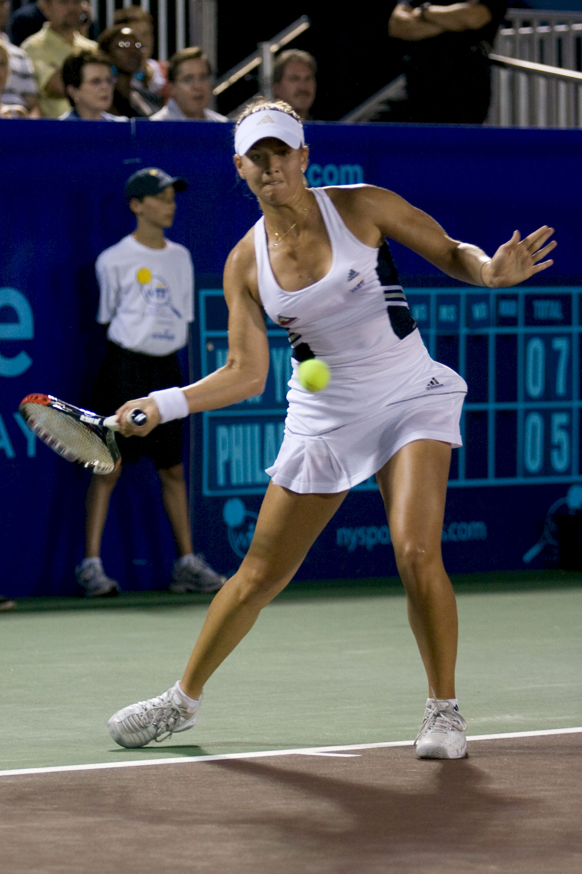 Photo of Ashley Harkleroad: American tennis player
