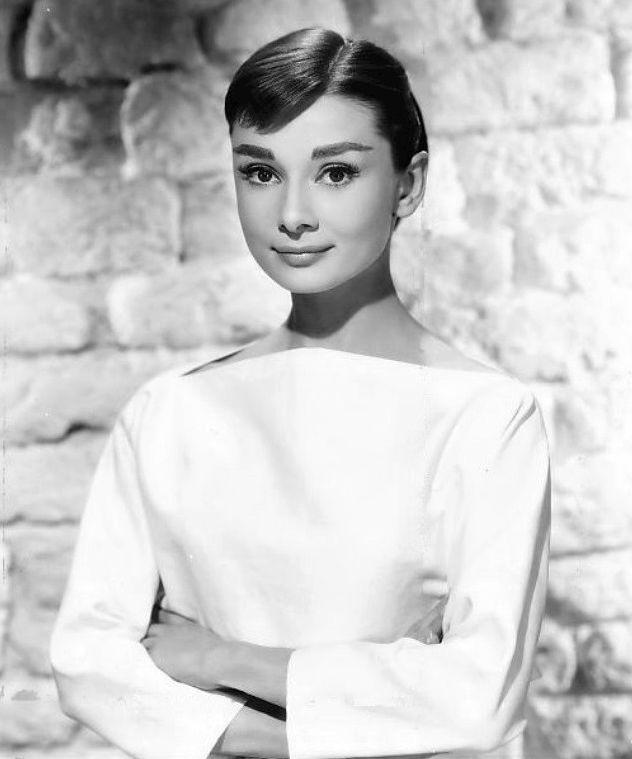 Photo of Audrey Hepburn: British actress