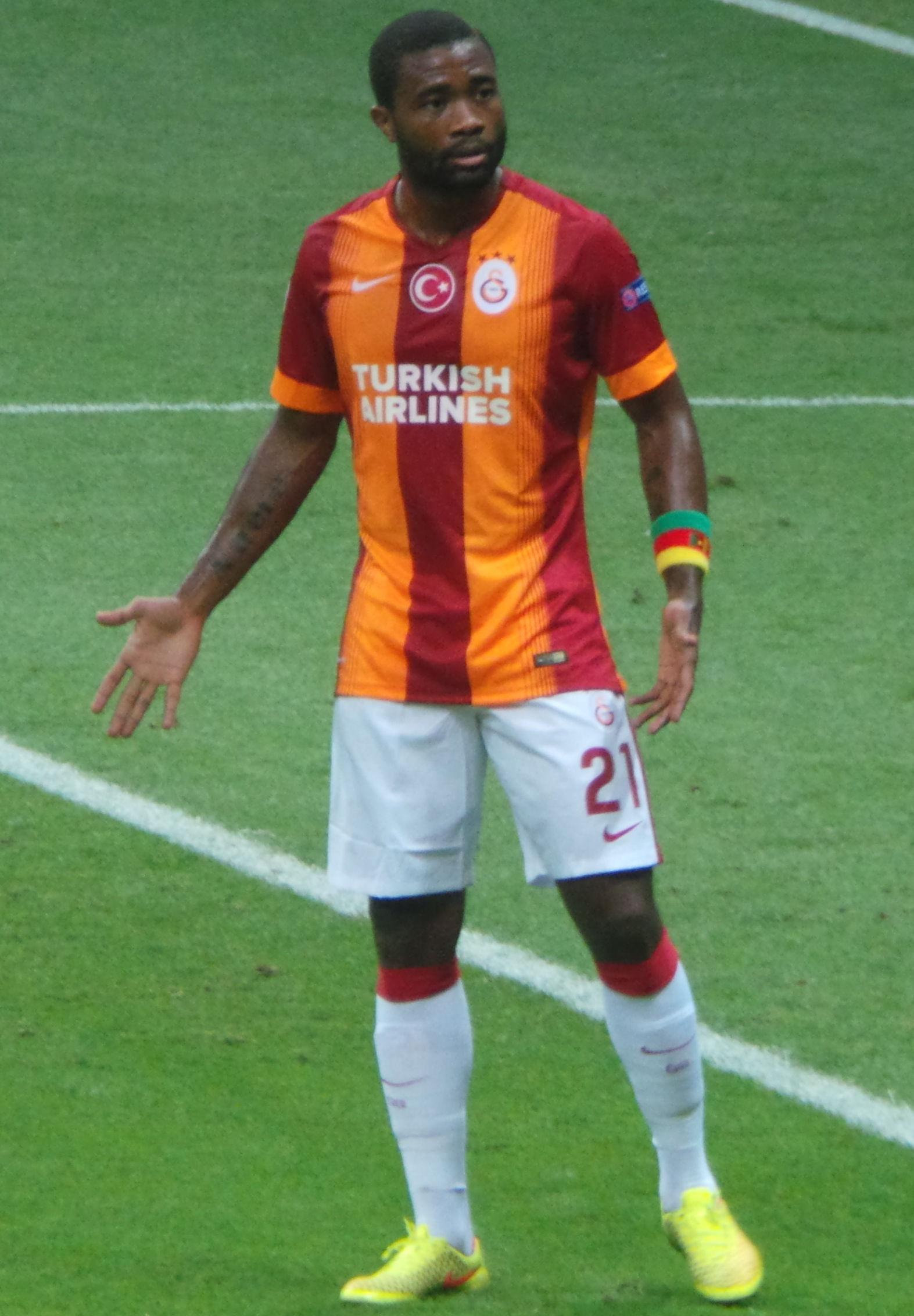 Photo of Aurélien Chedjou: Cameroonian footballer