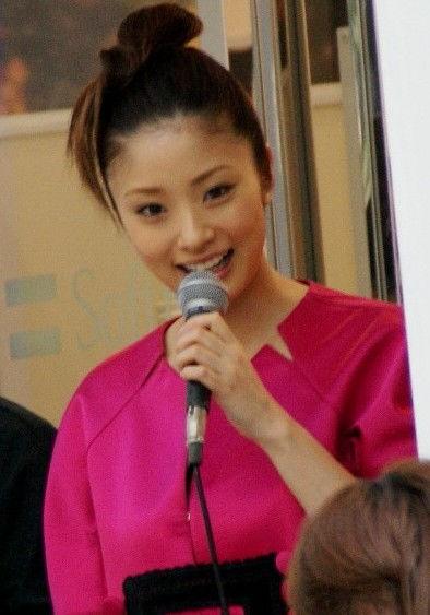 Photo of Aya Ueto: Japanese actress, singer, model, tarento, and occasional radio personality