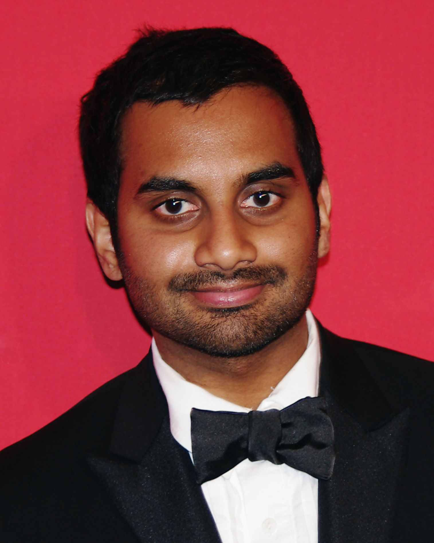 Photo of Aziz Ansari: American actor and stand-up comedian