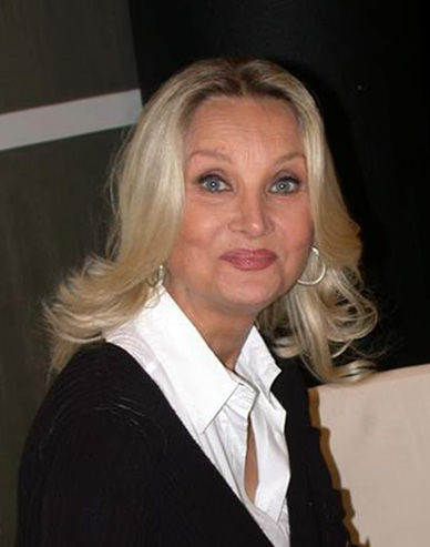 Photo of Barbara Bouchet: Actress and Entrepreneuse