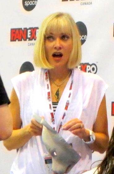 Photo of Barbara Crampton: American actress